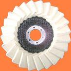 Круг лепестковый полировальный из натурального войлока мягкий
