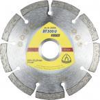 Универсальный алмазный отрезной диск DT 300 U 125х22