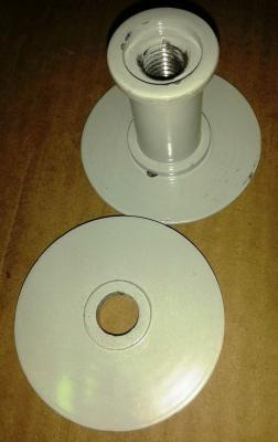 Адаптер для лепесткового круга 150х50х32, переходник, приставка, крепление лепесткового круга, лепесток на болгарку
