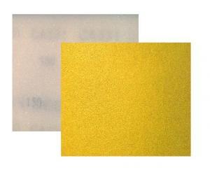 Губка шлифовальная, брусок абразивный односторонняя шлифовальная ручная бумага на паролоне, паролон шлифовальный
